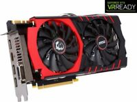 MSI GTX 980 Graphics Card - Mint Condition - (Camberwell/Peckham)
