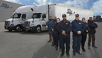 Company Driver from Kingston to USA