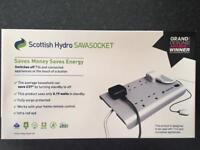 Savasocket - energy saving extension lead with surge protection