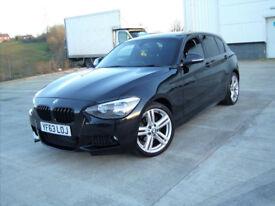 2013 63 BMW 116D M DIESEL AUTO