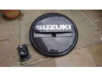 Suzuki jimny spare wheel cover disc