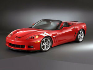 2010 Chevrolet Corvette grand sports Cabriolet
