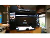 Wireless HP LaserJet Pro 100 color MFP M175nw