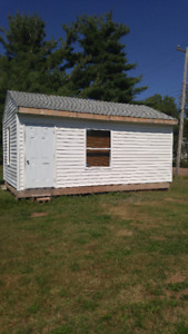 Building for Sale, Tiny Home In The Making