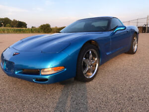 1999 Chevrolet Corvette C-5 Coupe Mint Condition