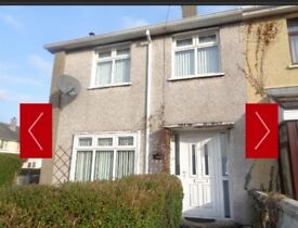 3 Bedroom house for rent in Shantallow, Derry