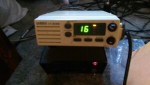 Uniden VHF Marine radio