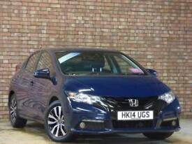 Honda Civic i-DTEC SE Plus 1.6L 5dr