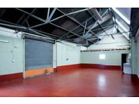 Light Industrial Units on friendly estate. Easy opt-in opt out lease. No S/C. Good Security