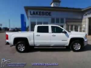 2015 GMC Sierra 1500 SLE  - one owner - local - trade-in - non-s