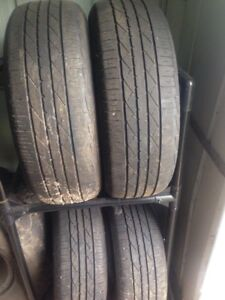 Summer tires for sale!