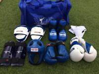 Kickboxing Sparring Kit