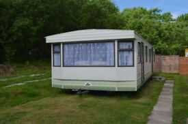 Static Caravan to rent on Farm