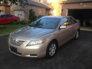 2009 Toyota Camry LE - Must Sell Asap!