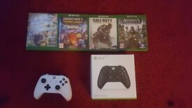 Xbox One S 500gb Minecraft edition bundle
