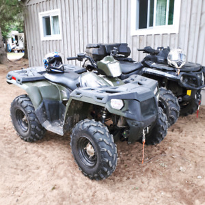 2011 Polaris Sportsman