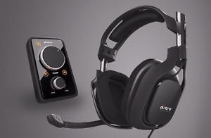 Astro a40's with mix amp  for PC / Xbox / Playstation