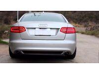 Audi a6 2011 c6 face lift rear lights led