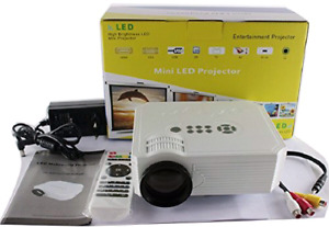 "100"" Mini LED Projector 500 Lux brand new in box"
