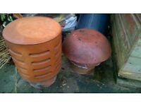 2 Chimney Cowls For Sale
