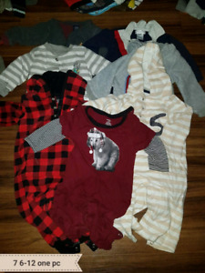 205 6-12 months boys clothes