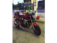 Suzuki gsf 600 bandit not gsxr
