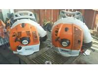 Sthil backpack blower exellant condition used once!!!!