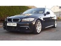 2010 BMW 320d Auto M Sport LCI facelift. May px A4 A6 520D 530D S line