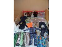 12 -18 -18-24 month boys clothing bundle