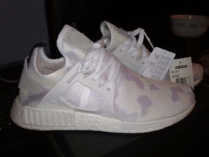 Adidas NMD XR1 White Duck Camo Size 11