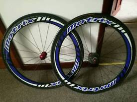 Matrix Carbon Wheelset
