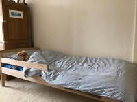 Ikea Sniglar toddler bed