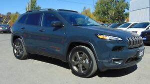 2017 Jeep Cherokee 75th Anniversary Edition