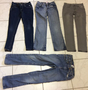 Girls Jeans (justice & children's place)