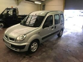 RENAULT KANGOO EXPRESSION STUNNING CONDITION INSIDE AND OUT LOW MILES £1950
