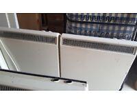 Dimplex storage heaters 50.00 each