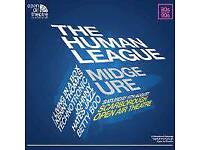 The Human League, Midge Ure and others