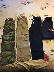 Boy's clothes - sizes 6-7 - $90 for all 26 pieces