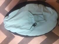 DooMoo baby beanbag