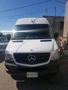 Mercedes sprinter 2015.high roof