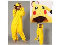Pikachu onesie / costume