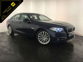 2013 63 BMW 520D LUXURY DIESEL 184 BHP SALOON SERVICE HISTORY FINANCE PX WELCOME