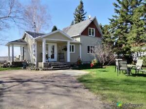325 000$ - Maison à un étage et demi à vendre à Métabetchou