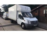 Ford Transit Luton Box Body with Tailift