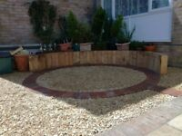 Landscape gardening offered!