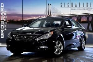 2012 Hyundai Sonata Limited CUIR TOIT OUVRANT MAGS