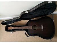 Tanglewood TWCR D, Acoustic Vintage Guitar with Case