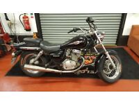 SUZUKI MARAUDER 125cc - 1yrs MOT - UK DELIVERY AVAILABLE