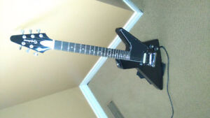 Epiphone Pro-1 Explorer guitar - Mint condition