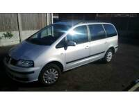 SEAT Alhambra 1.9 diesel 7 seater